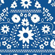 Mexican Dress Midnight