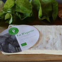 La Biquette : fromage de chèvre bio à pâte molle