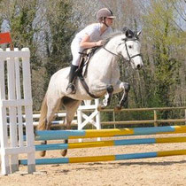 CSO Poney 5 (Bernos Beaulac)