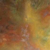 """""""Strudel"""" Acrylmalerei, 100 x 70cm, 09/2013"""
