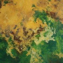 """""""Wirbel"""" Acryl auf Leinwand, 120 x 90cm, 09/2013"""