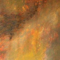 """Strom"" Acrylmalerei, 70 x 100cm, 09/2013"