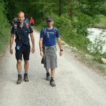 Holger und Martin