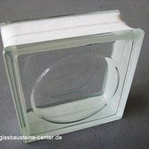 CLEAR 1919/8 ALPHA 19x19 Glasbaustein Retro Glasstein Solaris Glass Blocks Vintage Glasblock Glass Blokker Glasblokke Lasitiilet  Briques de verre Glasblock Glasbaksteen Glazen Bouwstenen Österreich Schweiz Luxemburg Niederland Nederland Sviss Luxembourg