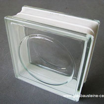 CLEAR 1919/8 ALPHA 19x19 Glasbaustein Retro Glasstein Solaris Glass Blocks Vintage Glasblock Glass Blokker Glasblokke Lasitiilet  Briques de verre Glasblock Glasbaksteen Glazen Bouwstenen Österreich Schweiz Luxemburg Niederland Nederland Sviss Luxembourg