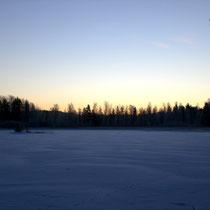 Ruhige Zeiten im Winter genießen. Saubere Luft tanken. Die Seele baumeln lassen.