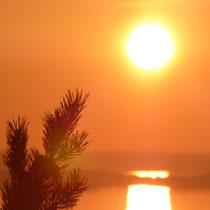 ... Sonnenuntergänge ...