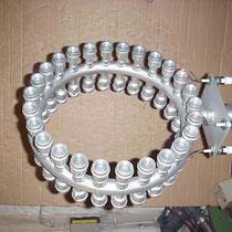 Gas-Luft Ringbrenner