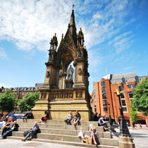 Manchester-Albert Square