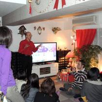 EuroLingualクリスマスパーティー2012 生徒様⑬