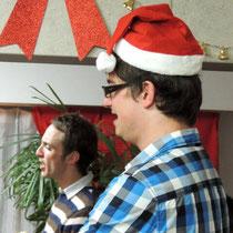 EuroLingualクリスマスパーティー2012 先生 ⑨