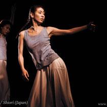 Unforeseen 3rd. International Festival:  Ayako  Saya  Shiori