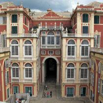 Genova-Palazzo Reale (controfacciata)