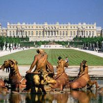 Paris-Palais Versailles