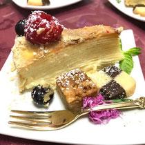 ⑤ ナポレオンケーキ