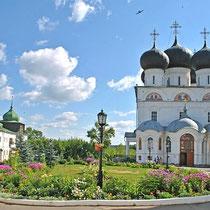 Kirov-Uspensky Monastery