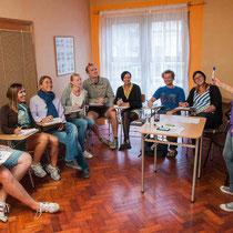 Ecela-(Viña del Mar, Chile)-Clase de grupo