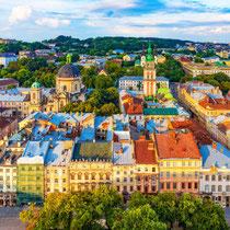 Lviv-A UNESCO World Heritage site
