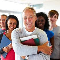 Scuola Idioma-Gli studenti