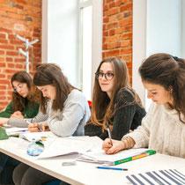 Saint Petersburg Centre - During a lesson