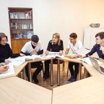 Riga Centre - Spacious and bright classrooms