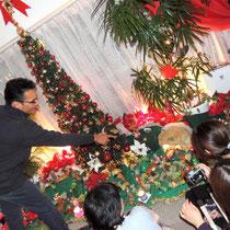EuroLingualクリスマスパーティー2012 生徒様⑭