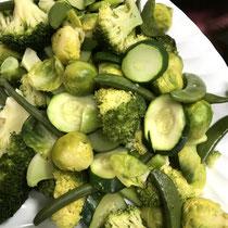 ⑥ 温野菜