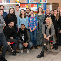 Moscow Centre - Staff and students
