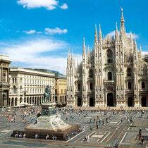 Milano-Piazza del Duomo