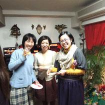 EuroLingualクリスマスパーティー2012 生徒様④