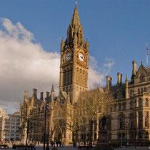 Manchester-Waterways