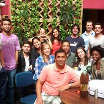 aprenda2 (Rio de Janeiro)-Social and cross-cultural activities at the school