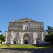 Todi-Tempio di San Fortunato