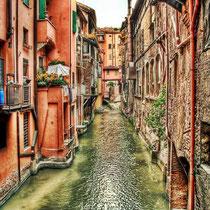 Bologna-Canale delle Molline