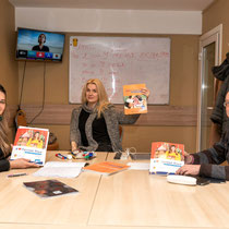 Moscow Centre - with our I Love Russian textbook
