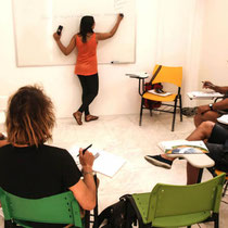 Instituto Cultural Idioma  (Salvador da Bahia)-Group lesson