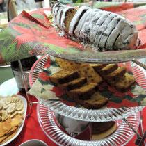 EuroLingualクリスマスパーティー2012 料理 ⑤ デザート