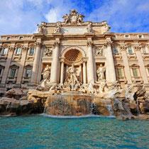 Roma-fontana di Trevi