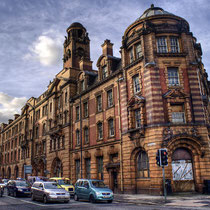 Manchester-HDR Fire Station