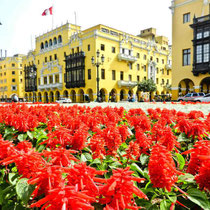 Lima-Plaza Mayor-