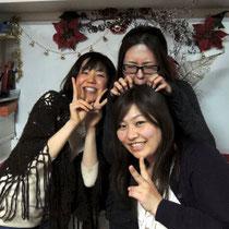 EuroLingualクリスマスパーティー2012 生徒様②