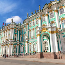 Saint Petersburg - The Hermitage museum