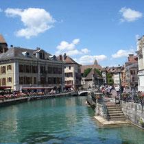 Annecy-Quai Eustache –Chappuis
