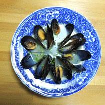 ブルターニュ郷土料理教室 2015:ムール貝