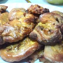 ② Apple Piroshki - Пирожки с яблоком - アップル・ピロシキ