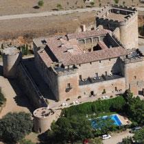 Salamanca-Hotel y Castillo del Buen Amor