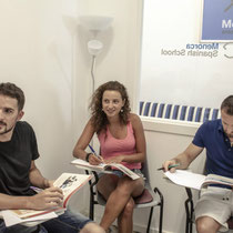 Menorca School-Group lesson