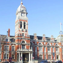 Eastbourne-Town Hall