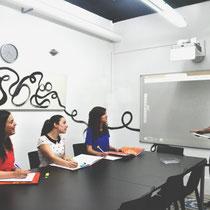 Taronja-Diseño Classroom