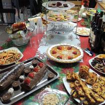 EuroLingualクリスマスパーティー2013 デザート④